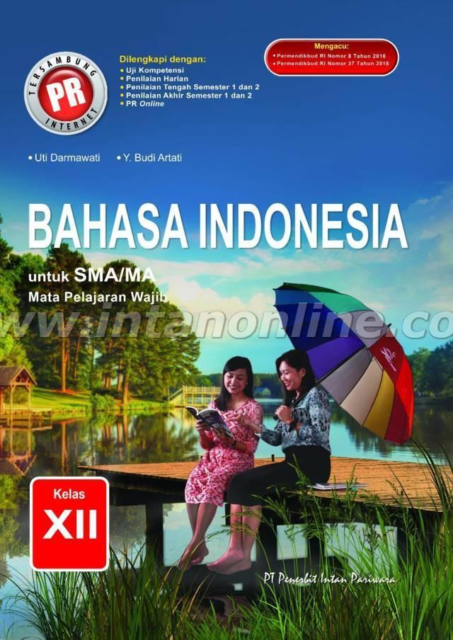 Kunci Jawaban Bahasa Indonesia Kelas 12 Kurikulum 2013 Intan Pariwara